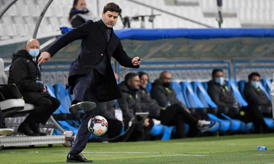 PSG have looked disjointed under Pochettino.