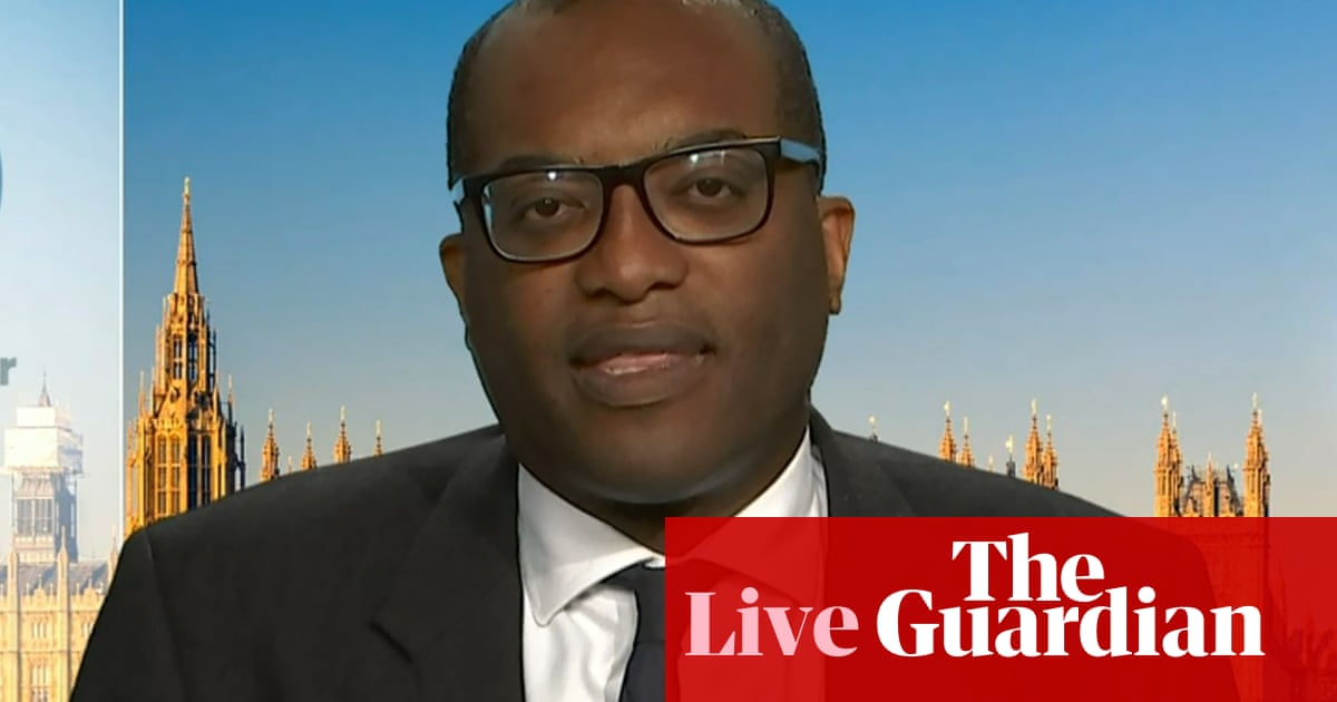 UK politics live: UK state aid will be 'more agile and flexible' under post-Brexit rules, says business secretary