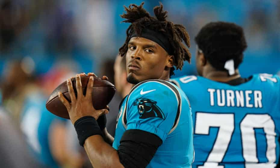 Cam Newton is supremely talented but has had issues with injuries