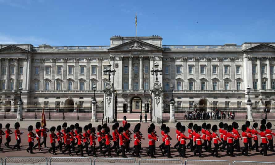The Buckingham Palace expedition came into being after pupils at an east London school were asked where in the world they most wanted to visit.