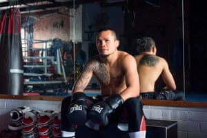 Promised decent wages as a boxer in Australia, Filipino fighter Czar was instead forced to do domestic work.