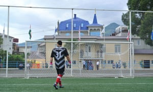 Conifa World Football Cup in Abkhazia
