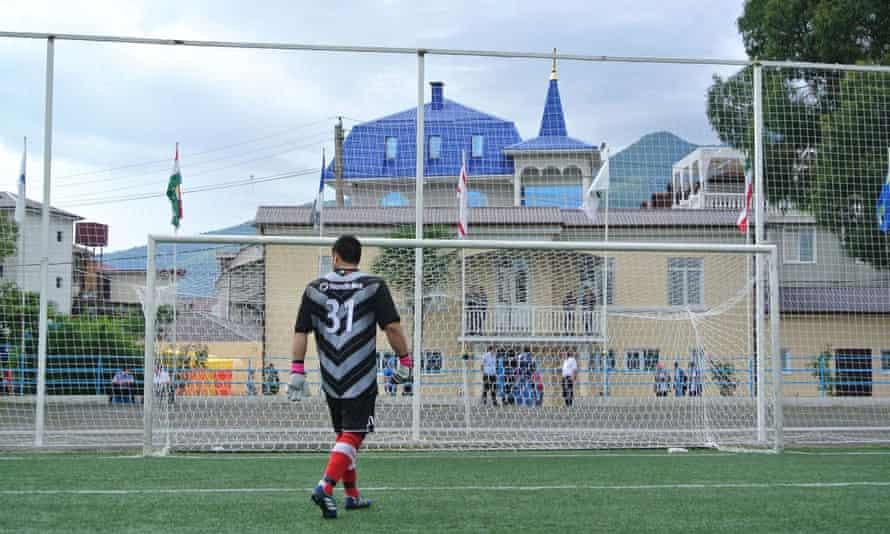 Conifa World Football Cup in Abkhazia