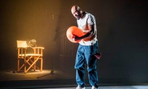 Arinzé Kene in Misty, directed by Omar Elerian.