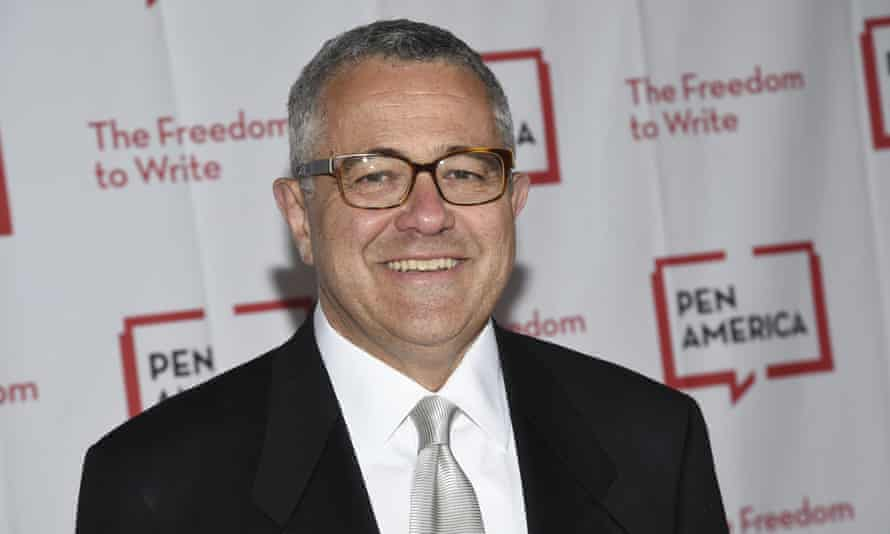 Jeffrey Toobin has been suspended from the New Yorker pending an investigation for exposing himself during a Zoom video call
