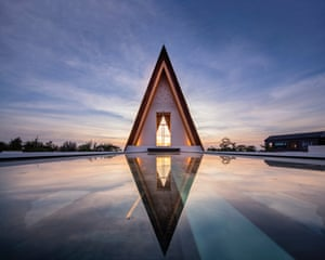 Sanya, ChinaDysis Church of Poly Shallow Sea by Shanghai United Design Group Co.,Ltd.