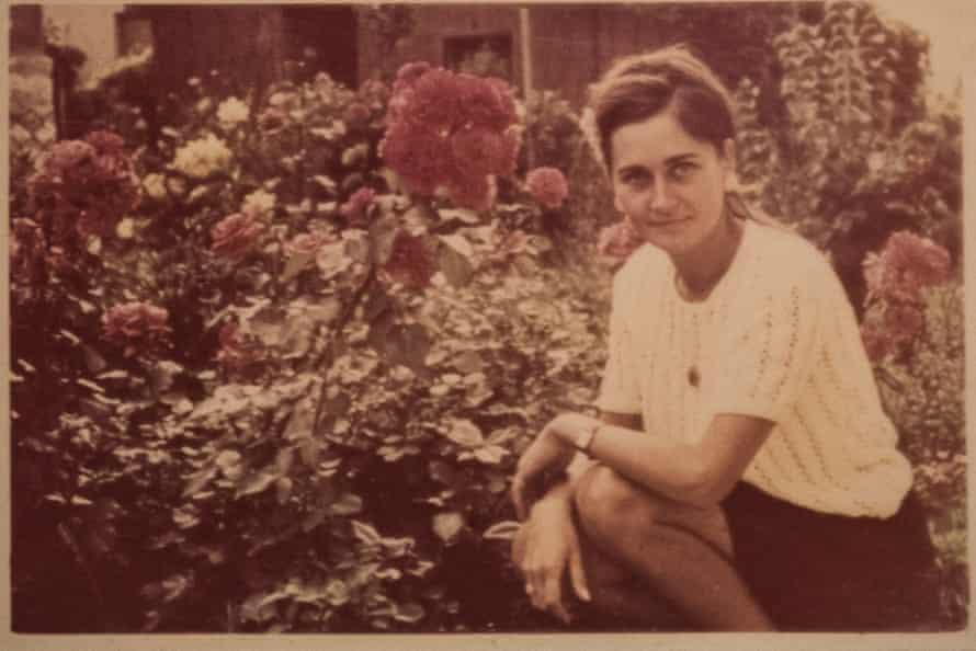 My mum, Agi, in Hungary in 1969