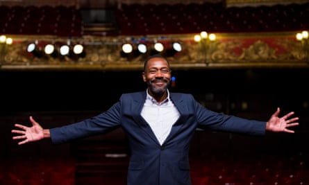 Lenny Henry ... Black Classical Music: The Forgotten History.