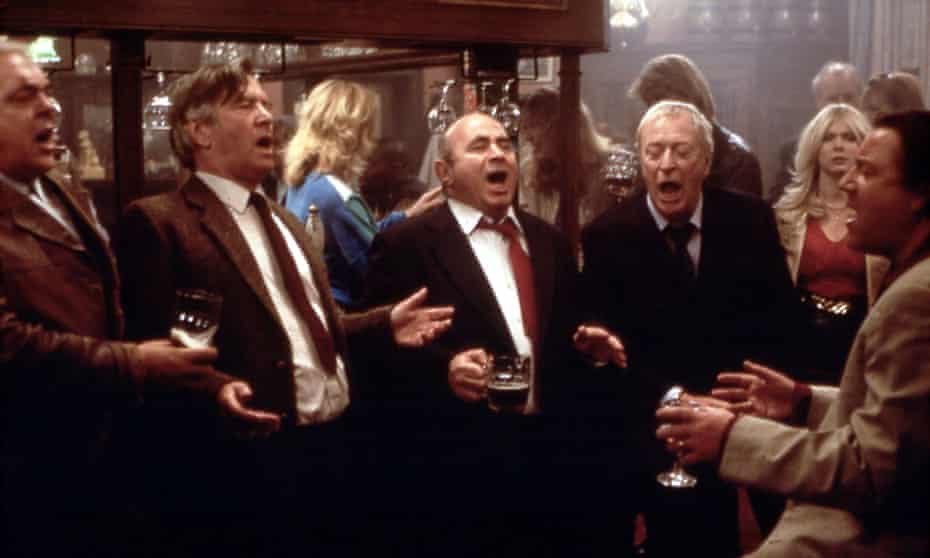 A scene from the 2001 film Last Orders