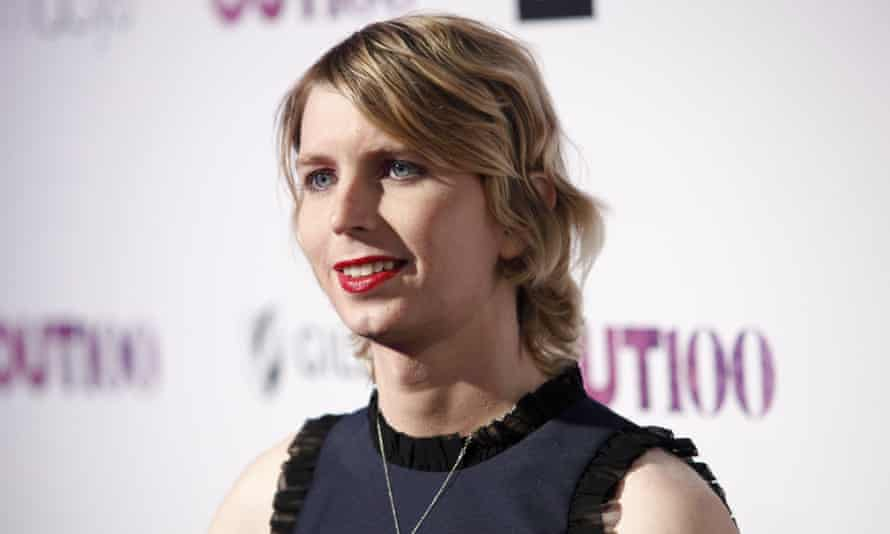Chelsea Manning in 2017.
