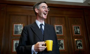 'Jacob Rees-Mogg's views are his party's core values writ large.'