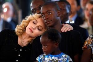 Blantyre, Malawi Madonna