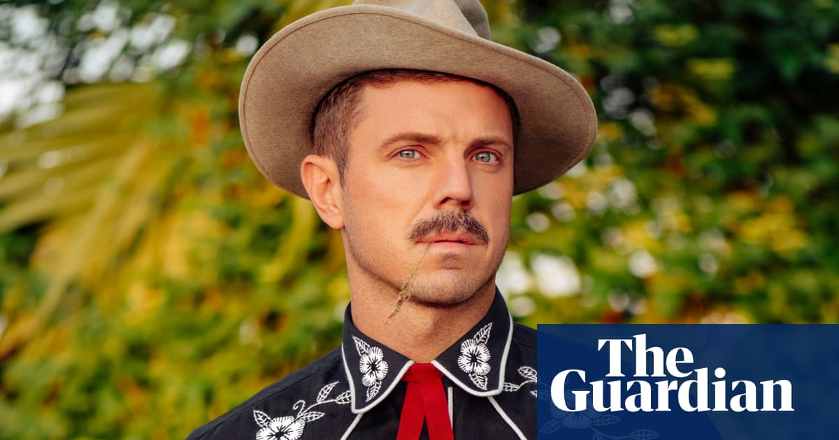 Jake Shears: 'I'd like to say sorry to the Scissor Sisters. I could be an absolute monster'