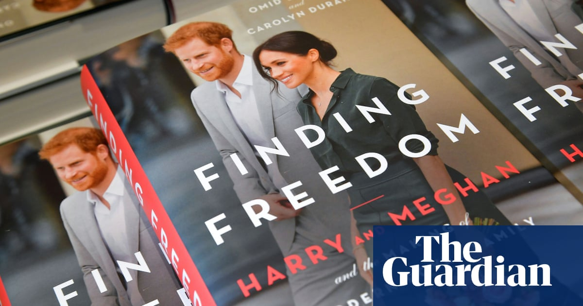 Meghan and Harry book can be used in newspaper privacy case, court rules - the guardian