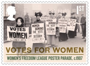 Women's Freedom League Poster Parade, c.1907