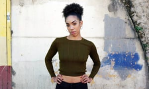 'Doctor Who wasn't my thing when I was a kid' … Pearl Mackie.