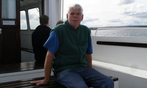Gerry Jones founded a migrant support group in Berwick