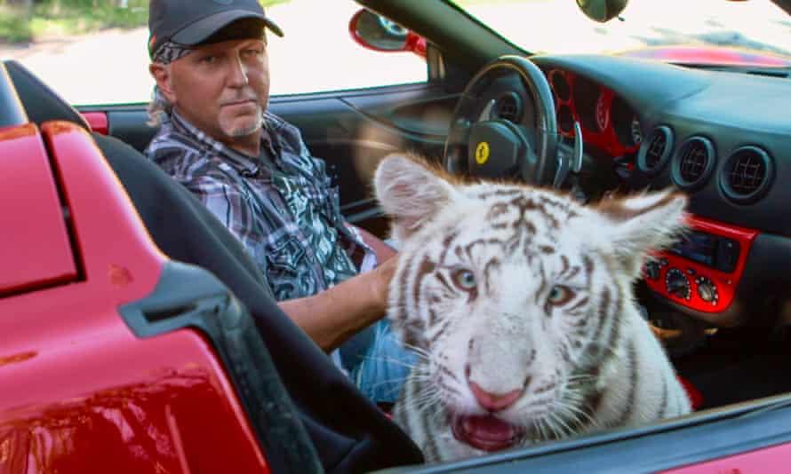 Tiger King - a Netflix series