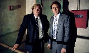 Val Kilmer and Nicolas Cage