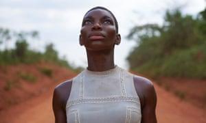 'Magnificent': Michaela Coe in Black Earth Rising.