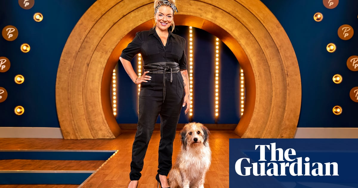 Sheridan Smith on Pooch Perfect: 'Stanley my cross-breed co-star is a one-take wonder!'
