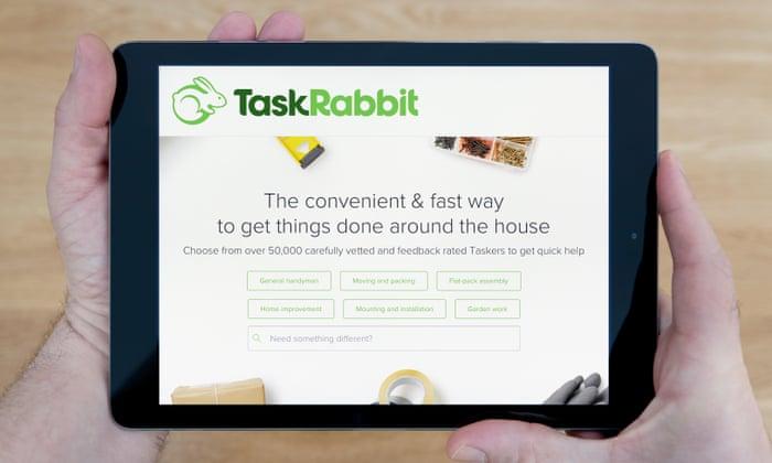 Boring chore? Airtasker or TaskRabbit could help – at a
