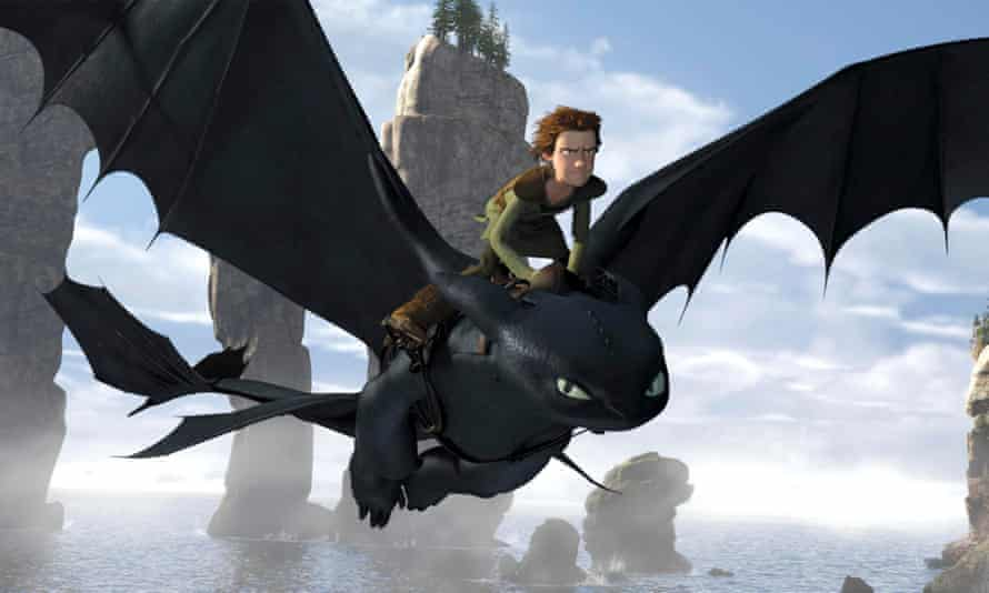 2010 film adaptation of Cressida Crowell's How to Train Your Dragon.