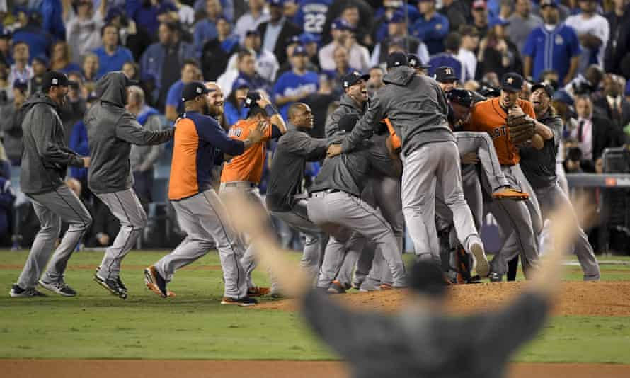 The Houston Astros captured their first World Series on Wednesday night in Los Angeles