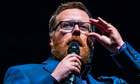 Frankie Boyle review – scorched-earth standup serves up a self-interrogation