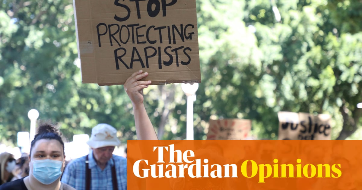 The US criminal justice system is failing sexual assault survivors. It needs a feminist overhaul