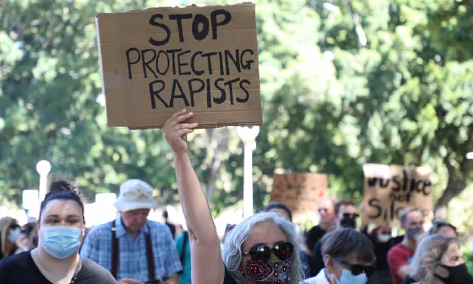 'In much of the world, rape is the easiest violent crime to get away with.'