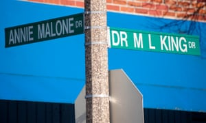 The nonprofit agency Beloved Streets of America is leading an effort to revitalize streets named in honor of Martin Luther King Jr.