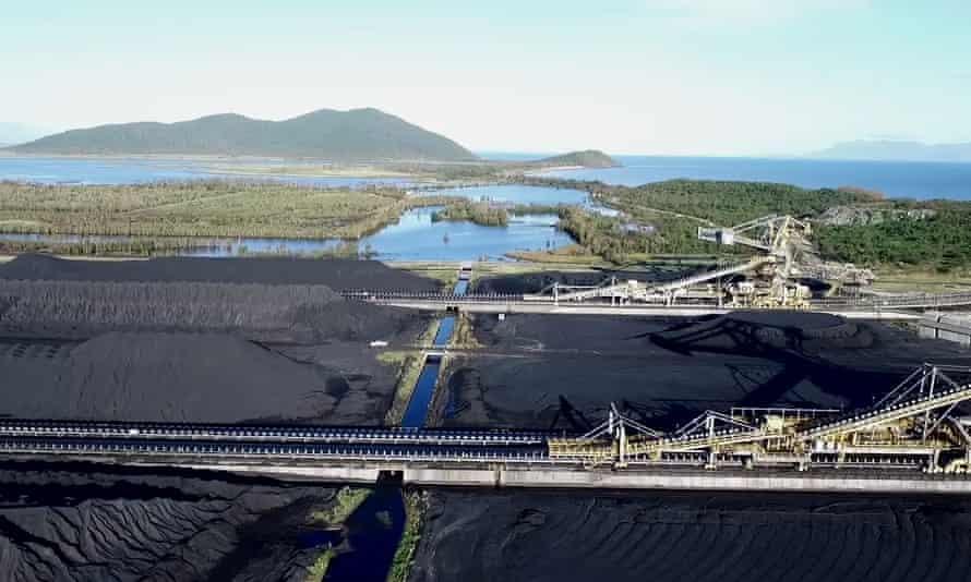 Adani's Abbot Point coal terminal