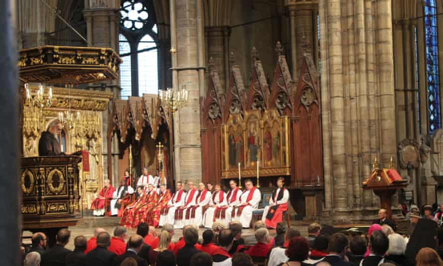 General Synod of the Church of England, Westminster Abbey