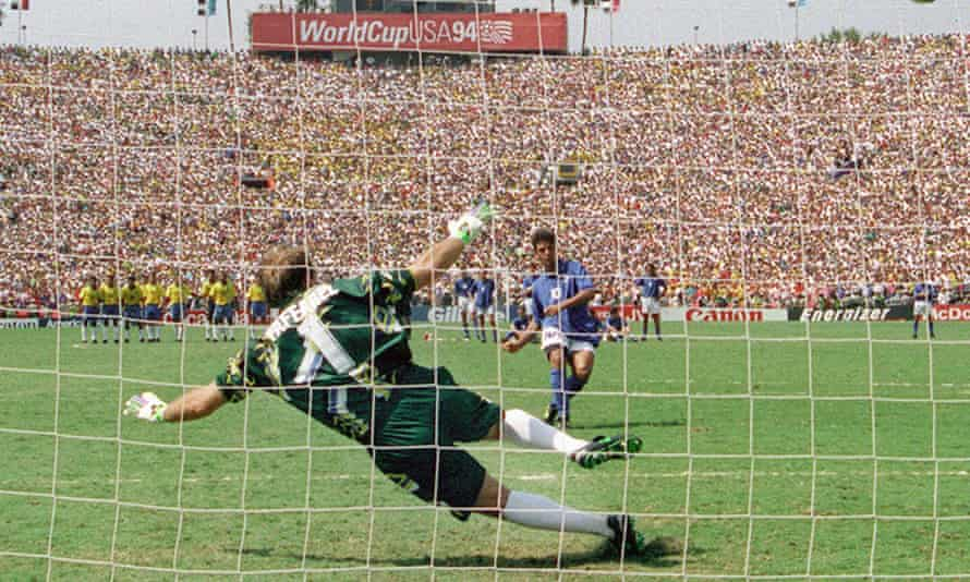 The US last hosted the World Cup in 1994