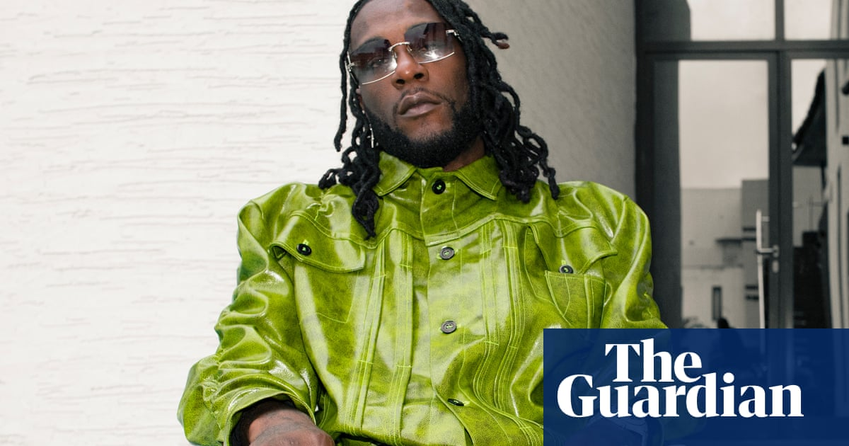 Burna Boy: 'Brothers in the US have been stripped of their knowledge of self'