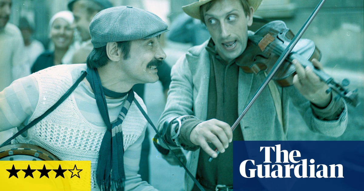 We Are from Jazz review – zany Russian musical comedy