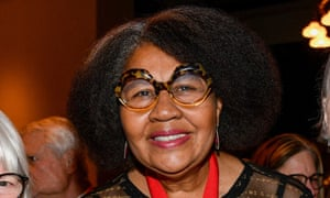 Jamaica Kincaid, pictured in 2019.