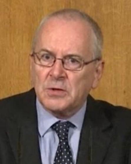 Sir Peter Hendy.