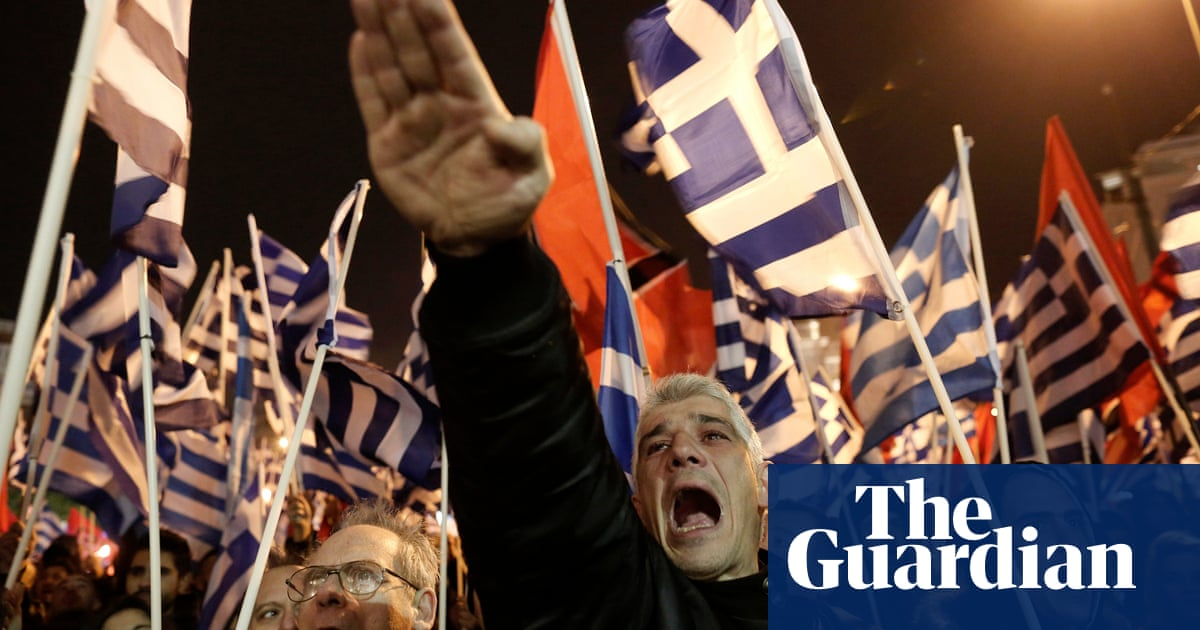 'Their ideas had no place here': how Crete kicked out Golden Dawn