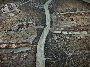 Oil Bunkering #1, Niger Delta, Nigeria, 2016