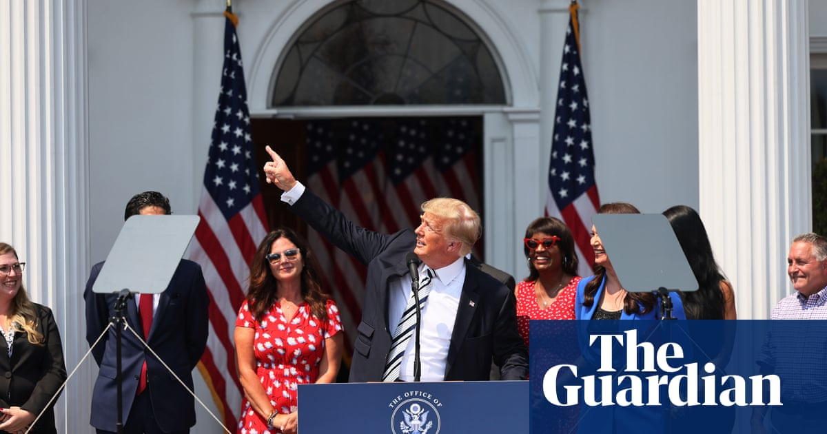 Trump says he will sue social media giants as he pines for lost platform