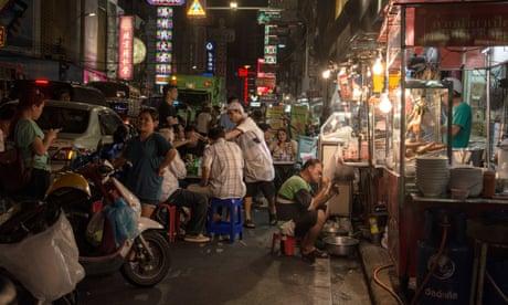Bangkok's street food under threat from gentrification