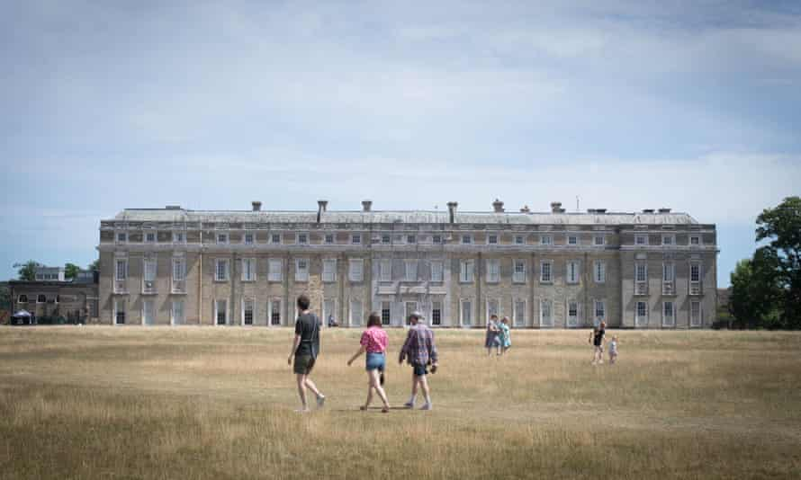 Petworth House, West Sussex.