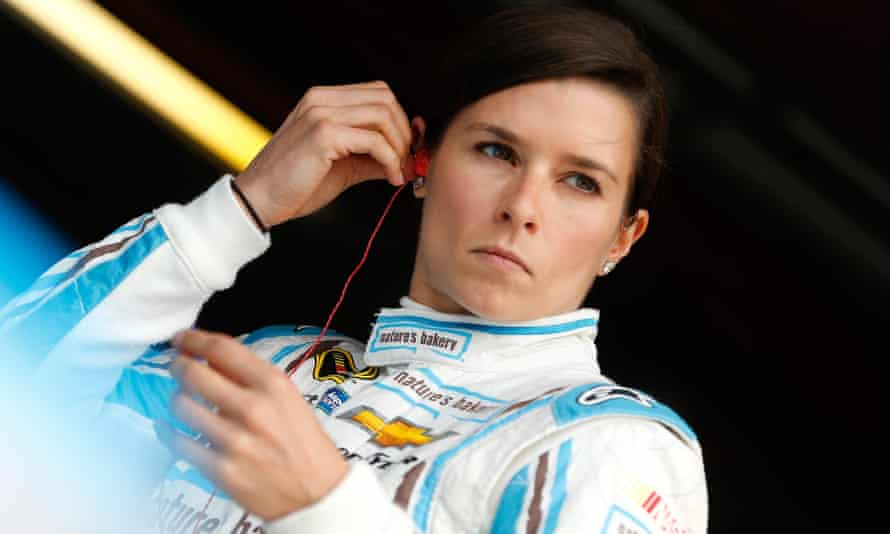 Danica Patrick ended her racing career earlier this year