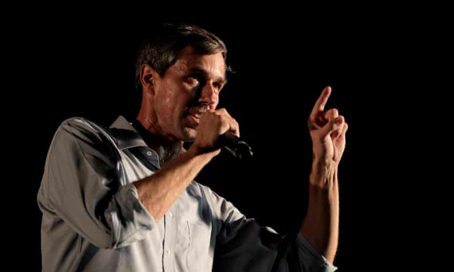 Texas last had a Democratic senator 25 years ago. Beto O'Rourke hopes to change that.