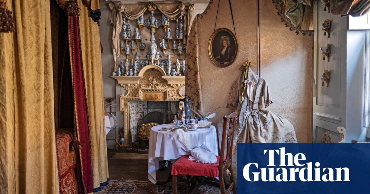 Dennis Severs' House recreates his eccentric tours based on found tapes