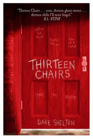 Thirteen Chairs by Dave Shelton (David Fickling Books)