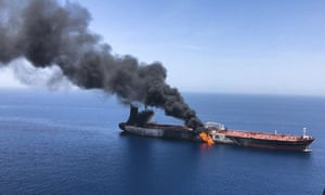 Corbyn: no 'credible evidence' of Iran role in tanker attacks | Politics | The Guardian