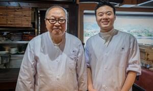 Shunichi and Toshio Matsuno.